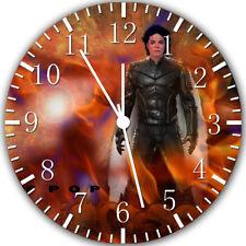Michael Jackson Frameless Borderless Wall Clock Nice For Gifts or Decor W298