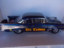 New ListingMint In Box~ Danbury Mint 1957 Chevrolet Super Pro Street Big Kahuna 1:12 Scale