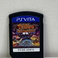 Trillion God of Destruction Playstation PS Vita Game Rare NTSC USA English Vers