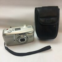 Kyocera Yashica Zoomate 120 SE 35mm Film Point & Shoot Camera, in case, f=38-120