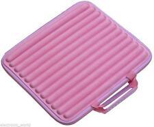 """Rosa Tenue 15.1"""" Portatile Mini Netbook Notebbok Custodia A Manicotto Protezione"""