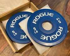 Rogue Fitness 5 LB Change Plates - Blue