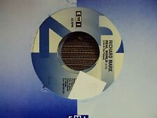 """RICHARD MARX Children Of The Night/Real World 7"""" 45 early-90's pop-rock"""