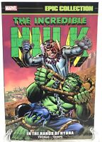 The Incredible Hulk Epic Collection In The Hands Of Hydra Marvel Comics New TPB