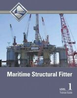 Structural Fitter Level 1 Trainee Guide, Paperback by Nccer (COR), Like New U...