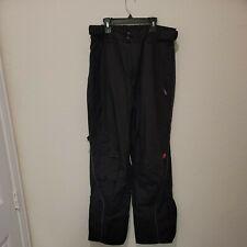 Alpine Design Snowboard Pants Black Mens Size L Lined