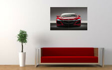 """HONDA NSX 2015 PRINT WALL POSTER PICTURE 33.1"""" x 20.7"""""""