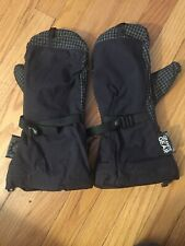 Granite Gear Contour Mittens Xl Fleece Lined Exc 1998 Production Date Snowmobile