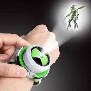 Kids Projector Watch Omnitrix Alien Viewer Ben 10 Watch Style Toy Ben10 Projecto