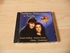 CD Frank Schöbel - Fröhliche Weihnachten in Familie - 1999 - 19 Songs