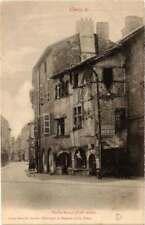 CPA Cluny Vieille Maison (649656)