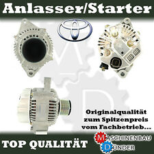 TOYOTA HIACE IV Kasten / HILUX II / III Pick up LICHTMASCHINE ALTERNATOR 85A !!!