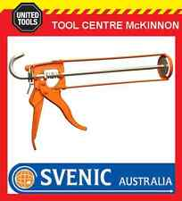 SVENIC NON DRIP PRO CAULKING GUN – MADE IN ENGLAND