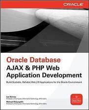 Oracle Database AJAX & PHP Web Application Development (Osborne Oracle-ExLibrary