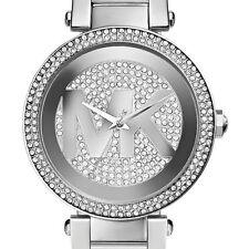 ✅  Original MICHAEL KORS Uhr MK5925 Parker, mit funkelnden Glassteinen, Neu/OVP