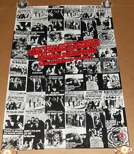 Rolling Stones Singles Collection The London Years Poster Original Promo 36x24