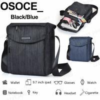 2020 Black Blue Sling Bag Backpack Waterproof Single Shoulder Messenger Bag