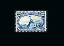 US Stamp Mint OG & Hinged, XF/Super b S#288 large margins