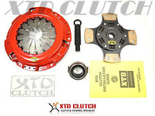 XTD STAGE 3 CLUTCH KIT HONDA ACCORD PRELUDE H22 H23 F22 F23 *4-PUCK SPRUNG* jdm