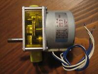 AC 230V  NEU />8 Nm links- und Rechtslauf Synchronmotor Grillmotor 2 U//min