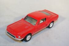 ERTL FORD MUSTANG GT 500 SHELBY RED MINT CONDITION