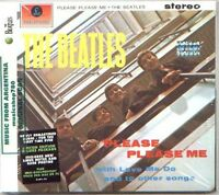 THE BEATLES PLEASE PLEASE ME SEALED CD 2009 REMASTERED