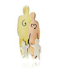 Mima & Oly Loving Family Pin - Kids Children - Love Family of 4 - Two Children
