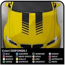 2x strisce adesivi cofano adesivi decoro auto Strisce Rally Strisce Auto Viper