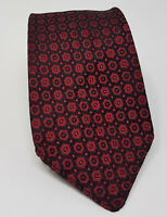Cravatta galles 1430 100% pura seta tie silk original made in italy