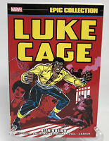 Luke Cage Epic Collection Vol 1 Retribution Marvel Comics TPB Paperback NEW