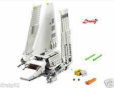 Lego Star Wars - Imperial Shuttle Tydirium - 75094 *NEW - NO BOX or MINIFIGURES*