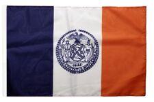 USA New York CITY Banner Yorker Fahnen Flaggen 30x45cm