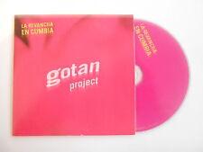 GOTAN PROJECT : LA REVANCHA EN CUMBIA [ CD ALBUM PROMO ] ~ PORT GRATUIT !