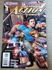 Action Comics #1 New 52 - First Print- NM