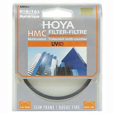 62mm HOYA HMC UV(C) Camera Lens Slim Frame Filter Multicoated (New)