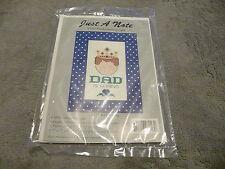 Cross Stitch Greeting Card