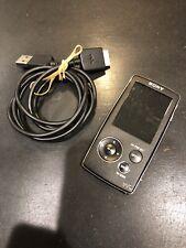 Sony Walkman NWZ-A818 Black Digital Media Player MP3 Player