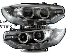 BMW 4 SERIES F32 F33 HEADLIGHT BI XENON LEFT & RIGHT SIDE ORIGINAL OEM NEW USA