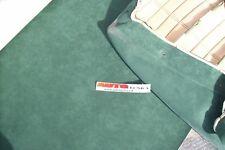 Alcantara verde liscia per sedili Lancia Delta Evoluzione Integrale Evo kat