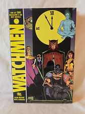 DC Comics Watchmen Hardcover By Alan Moore And Dave Gibbons 2008