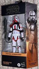 Star Wars Black Series Mandalorian Incinerator Trooper Stormtrooper 6? Figure