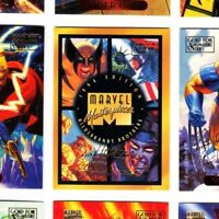 1994 Marvel Masterpieces GOLD Signature Card Singles PICK Choose Ship 25 Cents