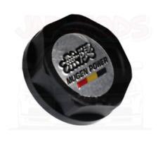MUGEN BLACK Oil Cap HONDA CIVIC/INTEGRA/TYPE R JDM/EP2/EP3/EJ9/EK9/FN2/DC5/DC2