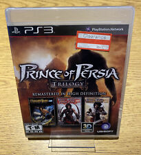 Prince of Persia Trilogy HD PlayStation 3 PS3 | BRAND NEW FACTORY SEALED
