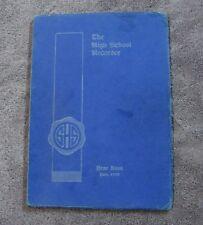 JUNE 1935 SARATOGA SPRINGS NEW YORK HIGH SCHOOL YEARBOOK