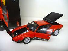 1:18 Kyosho De Tomaso Pantera GTS Red/Black NEU NEW