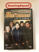 Deftones Live in Hawaii DVD, Supplied by Gaming Squad Ltd