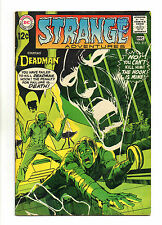 Strange Adventures Vol 1 No 215 Dec 1968 (VFN-)DC, Feat: Deadman, Neal Adams Art
