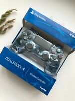SONY DualShock 4 v2 Wireless Controller PlayStation 4 Blue Camouflage Open Box