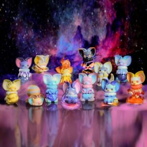 POP MART YOKI My Little Planets Series Blind Box Kawaii Toy Figures Collect Toy